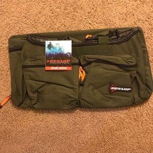 NEW Dark Green Dunlop Duffel Bag